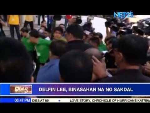 Delfin Lee's trial starts in Pampanga RTC