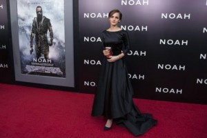 Cast member Emma Watson attends the U.S. premiere of ''Noah'' in New York March 26, 2014. Credit: Reuters/Andrew Kelly