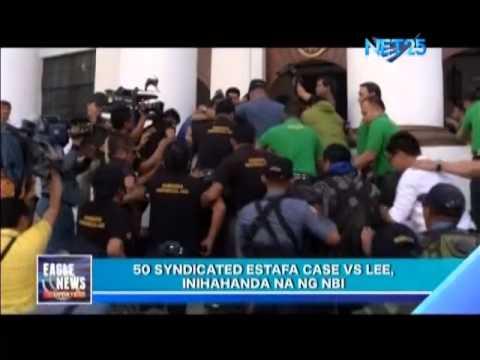 NBI prepares 50 charges of syndicated estafa against Delfin Lee
