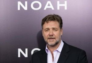 "Cast member Russell Crowe attends the U.S. premiere of ""Noah"" in New York"