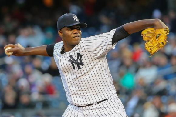 Yankees' Pineda banned 10 games for using pine tar