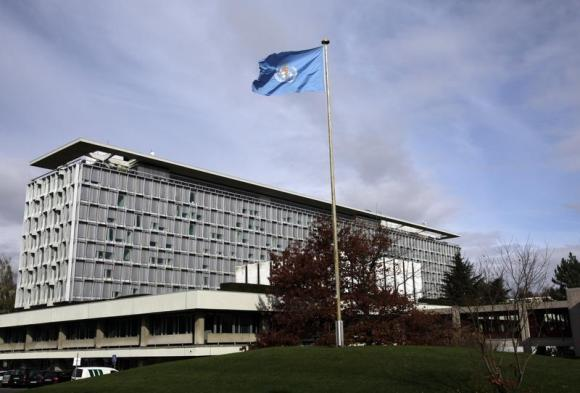 The World Health Organization (WHO) headquarters are pictured in Geneva November 9, 2009. CREDIT: REUTERS/DENIS BALIBOUSE