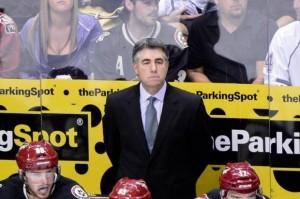 NHL: Calgary Flames at Phoenix Coyotes