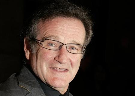 Actor Robin Williams arrives to attend 2006 New York Film Critics Circle Awards  in New York