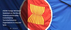 Screenshot from ASEAN.org website