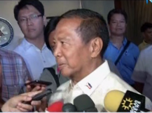 Vice-President Jejomar Binay (File photo Eagle News Service)
