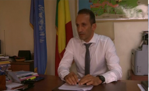 Abandoned farms and movement restrictions have led to panic buying, food shortages and price hikes in countries, says United Nations' Food and Agriculture Organization (FAO) unit head Vincent Martin in Dakar, Senegal.  (Photo grabbed from Reuters video/Courtesy Reuters)