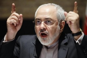 Iranian Foreign Minister Mohammad Javad Zarif addresses the media during a news conference in Vienna July 15, 2014. Credit: Reuters/Heinz-Peter Bader