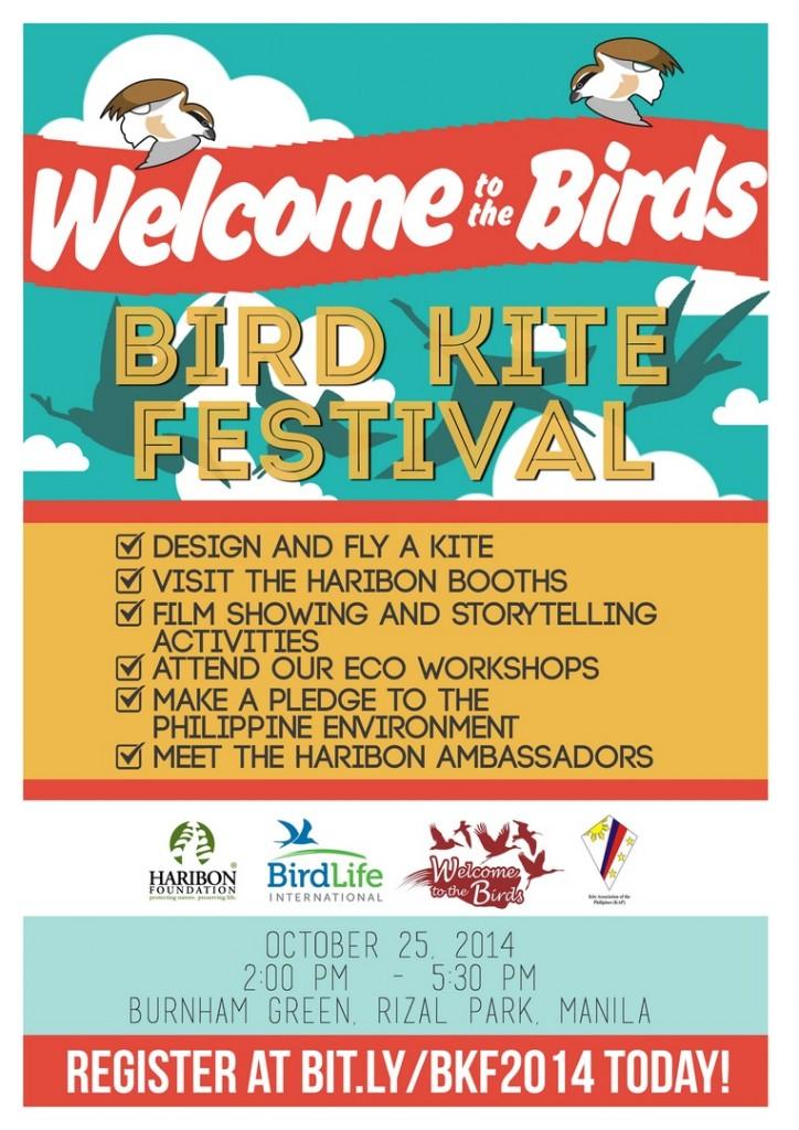 PRINT AD _ Bird Kite Festival