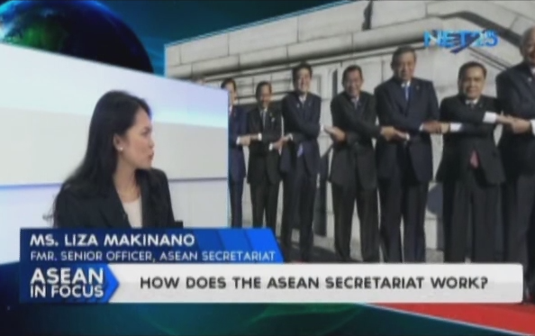 The Need to Inform the Public about the ASEAN Organization: An insider's look into the ASEAN Secretariat