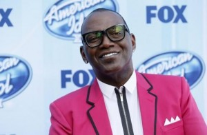 Musician Randy Jackson arrives at the American Idol XIII 2014 Finale in Los Angeles