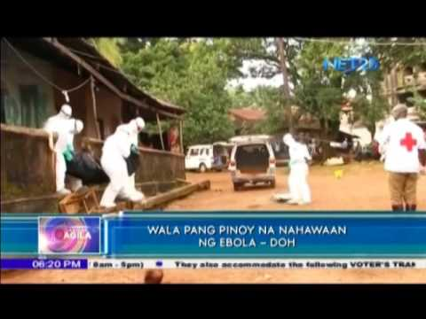 DOH assures no OFW affected by Ebola