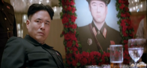"""After being pulled from theaters and later reinstated to screen at independent film houses """"The Interview"""" brings in over 1 million dollars (USD) at the box office. (Courtesy Sony Pictures/ Photo grabbed from Sony Pictures trailer clip of """"The Interview"""")"""