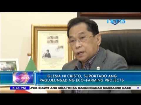 Eco-farming site will help alleviate poverty in the Philippines