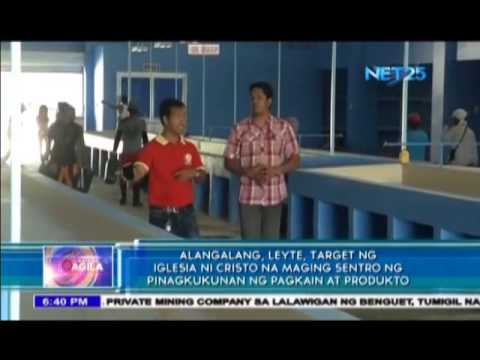 New resettlement community to become center of economic development in Alangalang, Leyte
