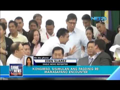 House Committee begins hearing regarding Mamasapano incident