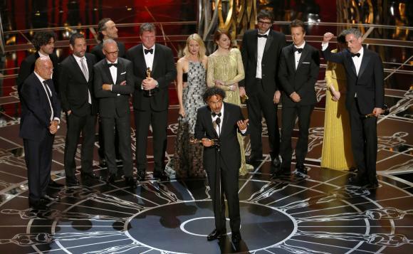 Hollywood stars became emotional on OSCARS 2015