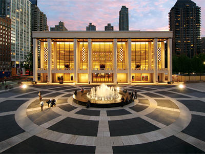 N.Y's Lincoln Center to rename concert hall for David Geffen