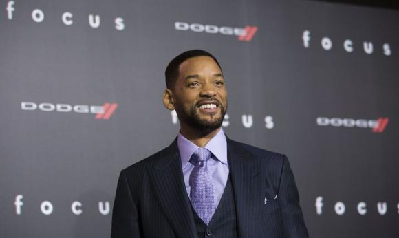 "Will Smith's ""Focus"" tops box office at $19.1 million"