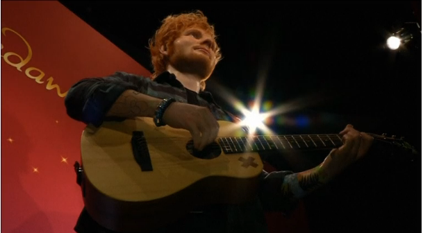 Ed Sheeran Double