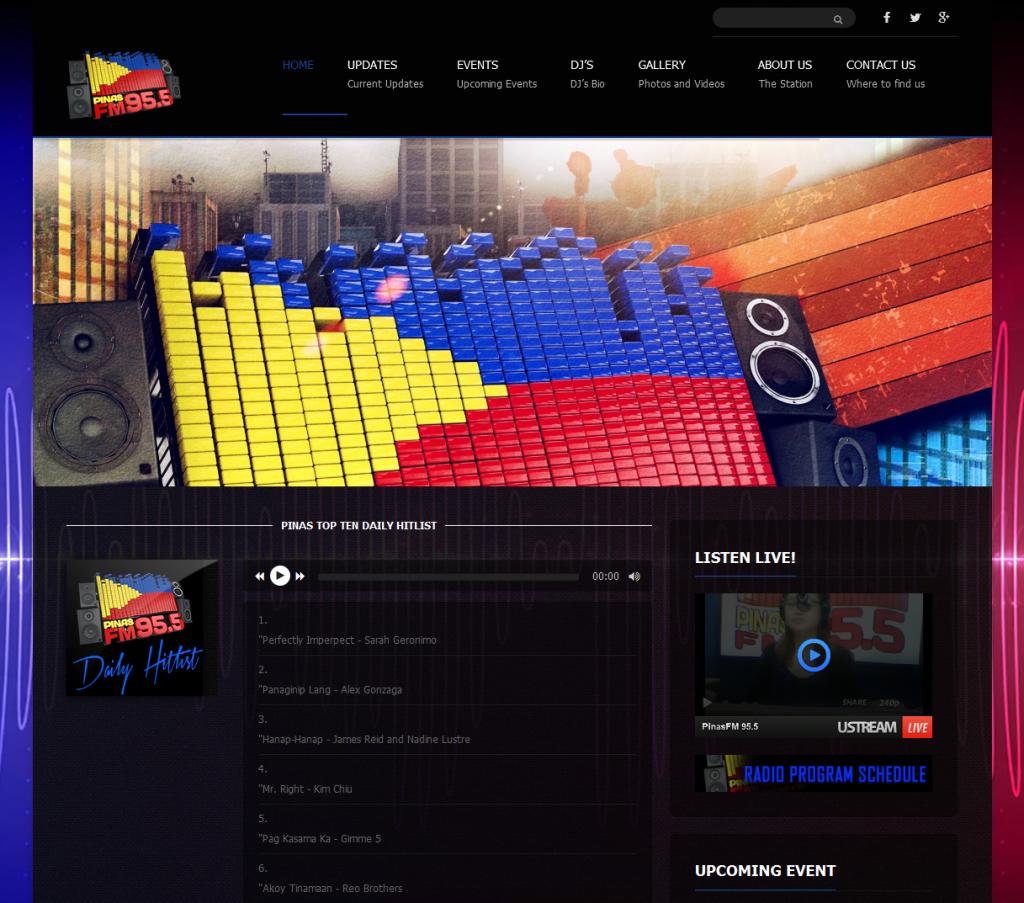"""Pinas FM 95.5 celebrates a """"funtastic"""" 4th anniversary!"""