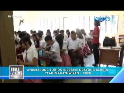 Tuition hike, fair – CHED