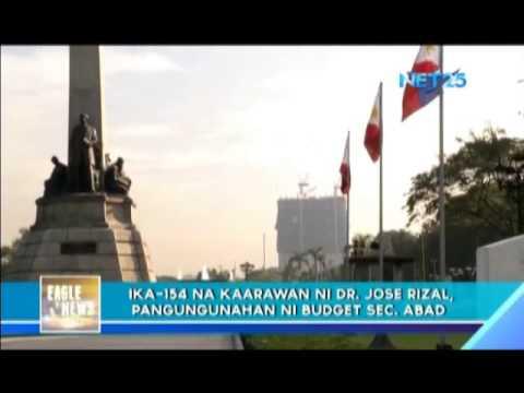 Abad to lead Rizal birthday celebration in Laguna