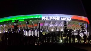 Phl to host 2019 SEA Games;  INC's Phl Arena and Phl Sports Stadium eyed as venues