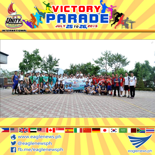 Unity Games International 2015 – Yourviews@eaglenews.ph senders