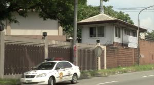 The Iglesia Ni Cristo property at no. 36 Tandang Sora Avenue in Quezon City (Eagle News Service)
