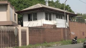 A portion of the Iglesia Ni Cristo property at no. 36 Tandang Sora Avenue in Quezon City. (Eagle News Service)