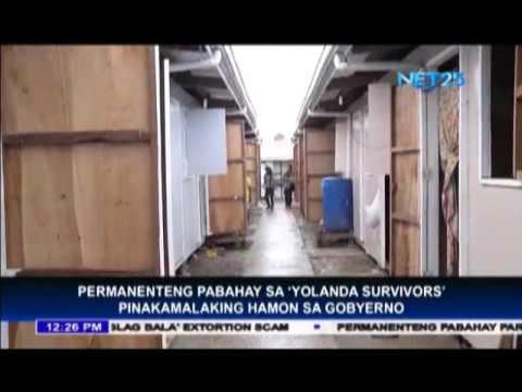 "Perjury raps to be filed vs ""Yolanda"" housing contractor"