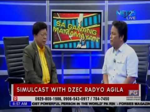 Sen. Bongbong Marcos, handang magpa-DNA test kung makakatulong kay Sen. Poe