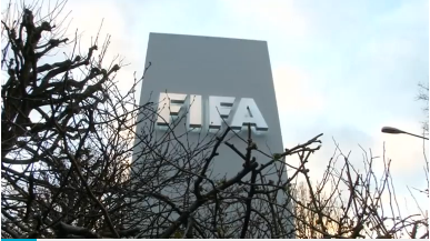 Blatter arrives for his appearance before the FIFA Ethics Committee