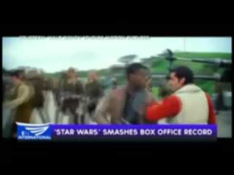 'Star Wars' smashes box office record