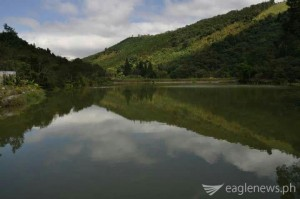 Shantan Lake in Taiwan.  Photo by Armi Hsu (Eagle News Service)
