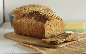 Homemade whole grain-bread (Photo courtesy of www.recipeshubs.com)