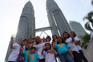In Kuala Lumpur, Malaysia