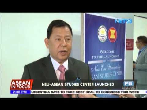 NEU-ASEAN Studies Center launched