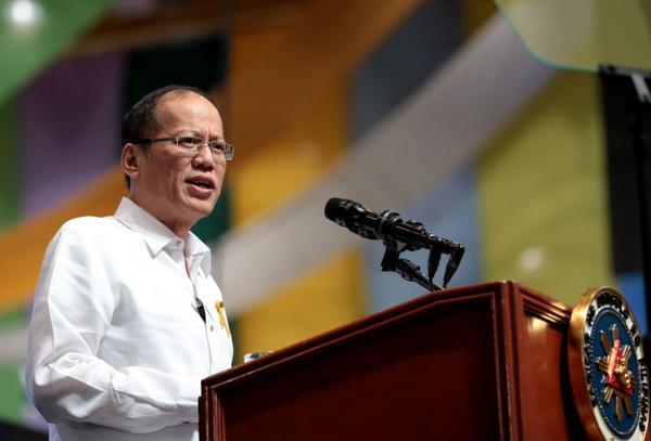 President Aquino reported how 'Daang Matuwid' works