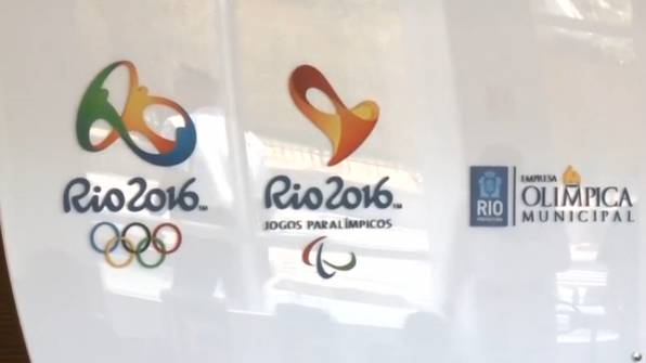 Only half of the tickets have been sold so far, though it is four months to go before the Olympic Games in Rio de Janeiro, said Philip Wilkinson, spokesman for 2016 Rio Olympics, on Saturday.(photo grabbed from Reuters video)