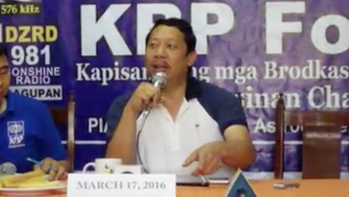 Grupong SINAG, dismayado kay Pangulong Aquino ukol sa anti-agricultural smuggling act