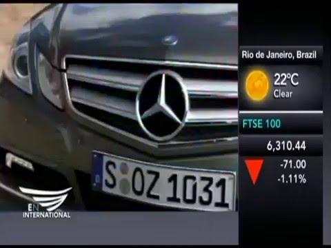 Daimler starts emissions testing probe