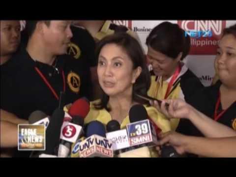 Robredo rejects resignations of top LP officials