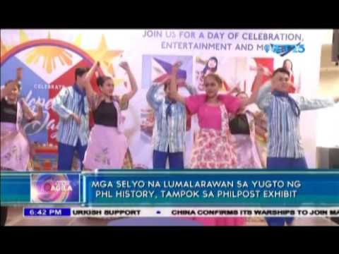Philpost opens stamp exhibit