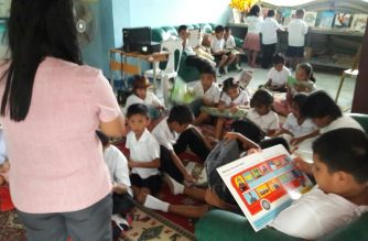 National Reading Month Celebration nilahukan ng DepEd Bislig City