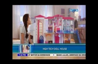 High-tech doll house