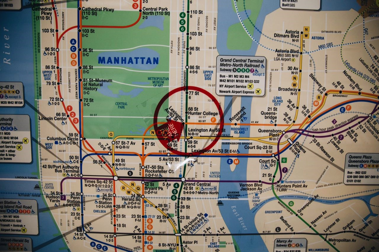 Q Second Avenue Subway Map.New York City S Second Avenue Subway Set To Open Soon