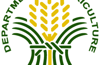 The official seal of Department of Agriculture from Wikipedia