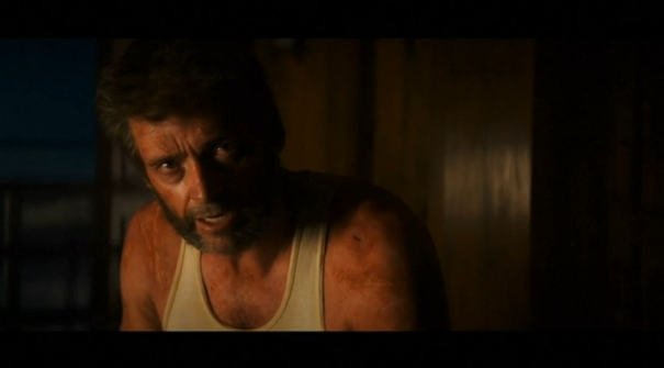 """Action film """"Logan"""" climbs its way to the top of the weekend box office. (Photo grabbed from Reuters video)"""